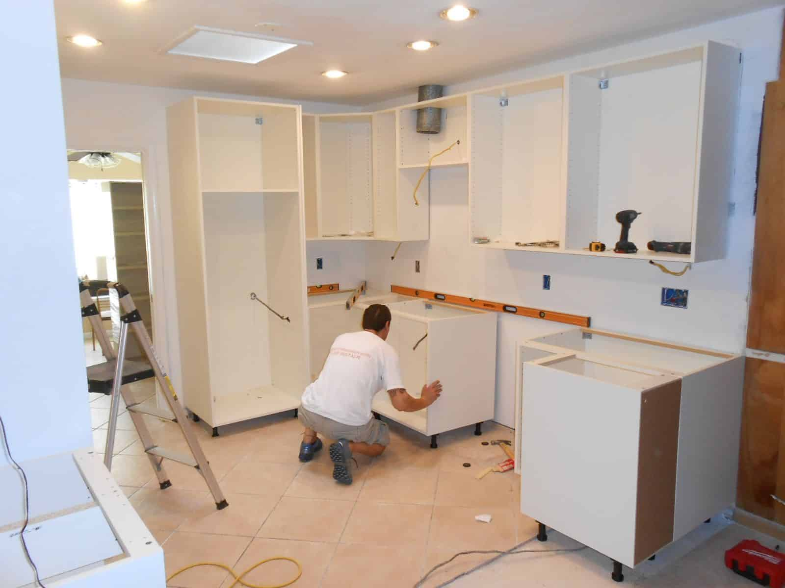 Kitchen Installation in Bristol